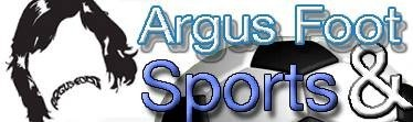 Logo boutique argus foot et sports