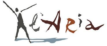 L'ARIA - Logo de l'Association des Rencontres Internationales Artistiques