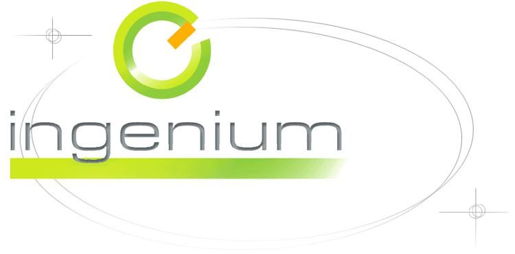 INGENIUM - Logo de l'entreprise ingenium Bastia - ingeniumsa.com