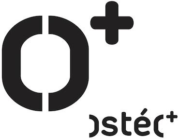 Osteo + - Logo du centre ostéopathique Ostéo + à  Bastia - centreosteoplus.fr