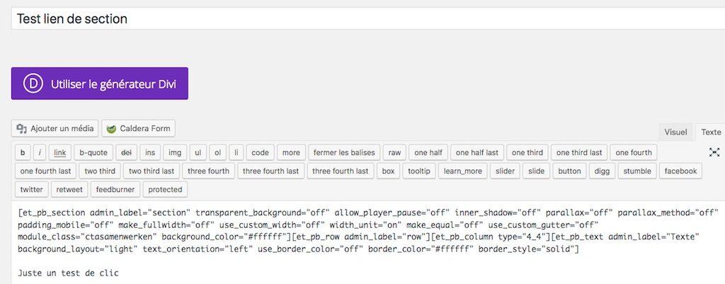 Polylang - Duplicating content from original post - Creaweb2B